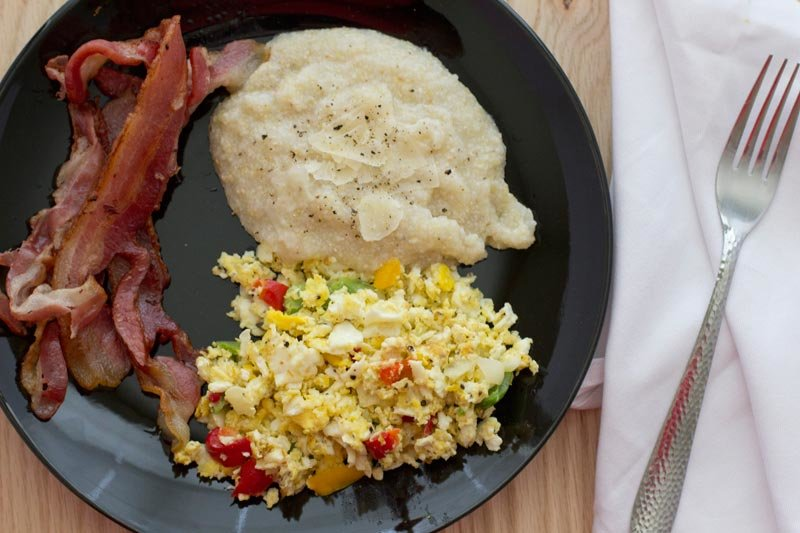 Slow Cooker Grits