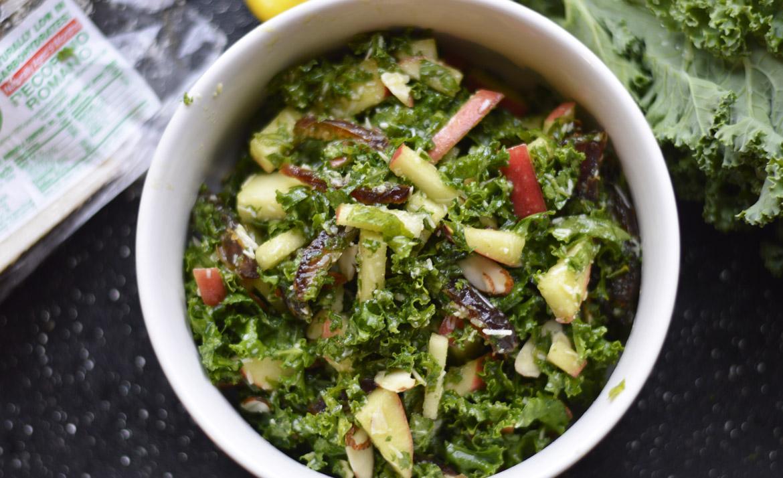 kate apple date salad